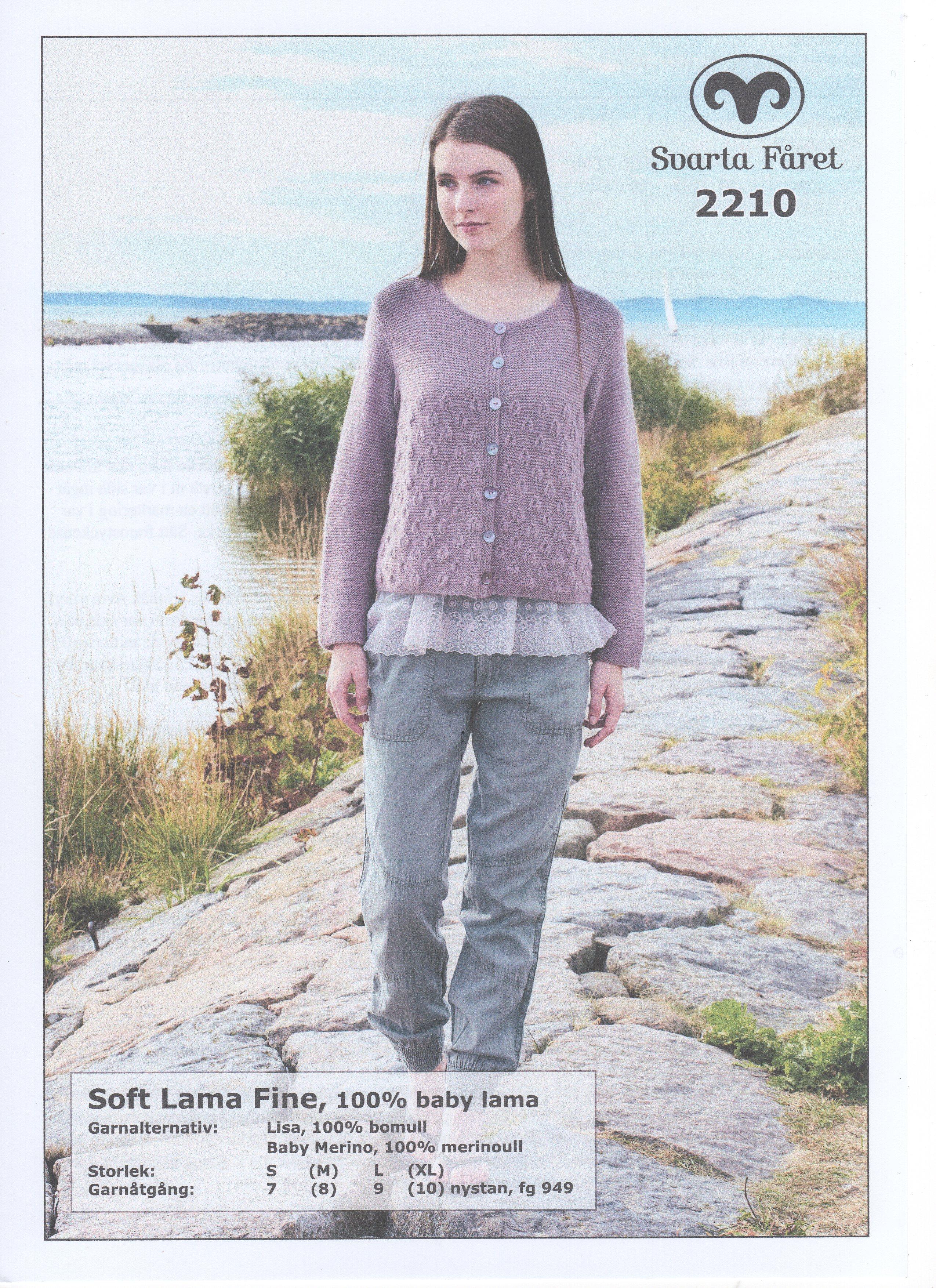 Soft Lama Fine Damkofta 2210 Garntorget Garntorget