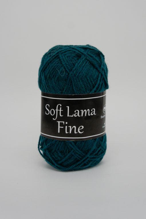 Soft Lama Fine Butelgrön – 986  Garntorget