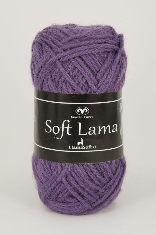 Soft Lama Lila  62  Garntorget