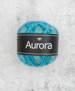 Vår nyhet för hösten! Det perfekta garnet Aurora Havstång 04 Garntorget för fluffiga, mjuka plagg i lekfulla, trendiga färger som stickarna kommer att älska. Produktionsland Turkiet Visa oss gärna dina alster i våra garner genom att använda hashtag #svartafåret i sociala medier